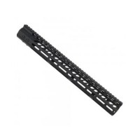 "AR .308 15"" ULTRA LIGHTWEIGHT THIN M-LOK FREE FLOATING HANDGUARD - VARIOUS COLORS"